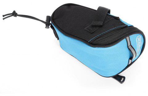 ROSWHEEL 13567 Bike Saddle Bag - BLUE