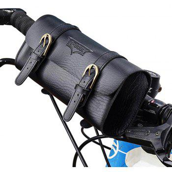 B - SOUL Waterproof Multifunctional Bicycle Bag - BLACK