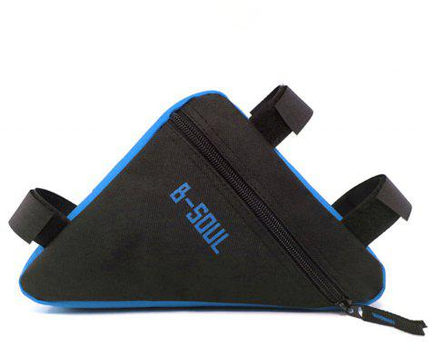 B-SOUL Outdoor Ultralight Bicycle Triangle Bag - BLUE