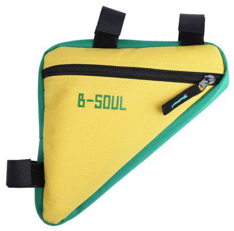 B-SOUL Outdoor Ultralight Bicycle Triangle Bag - Marguerite