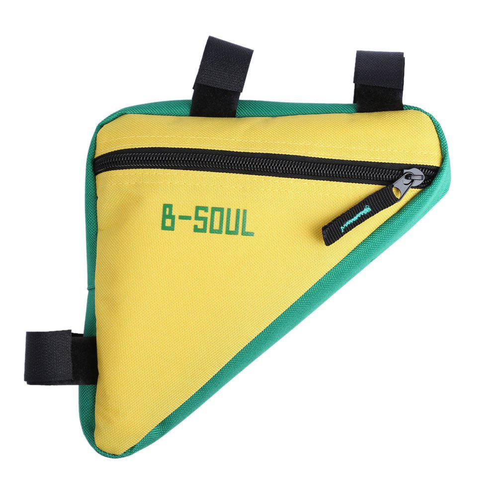 B-SOUL Outdoor Ultralight Bicycle Triangle Bag - DAISY