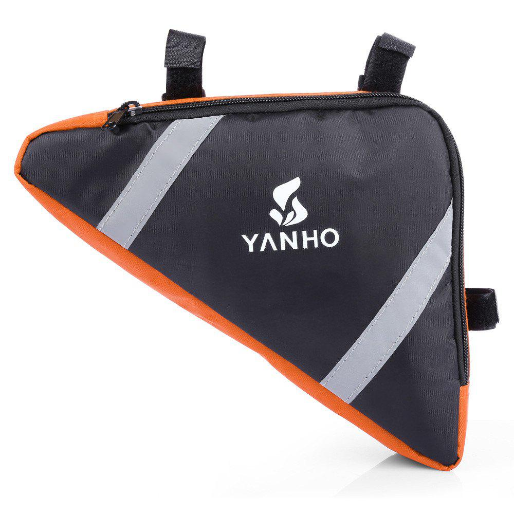 YANHO YA085 1.5L Cycling Bag - MANDARIN