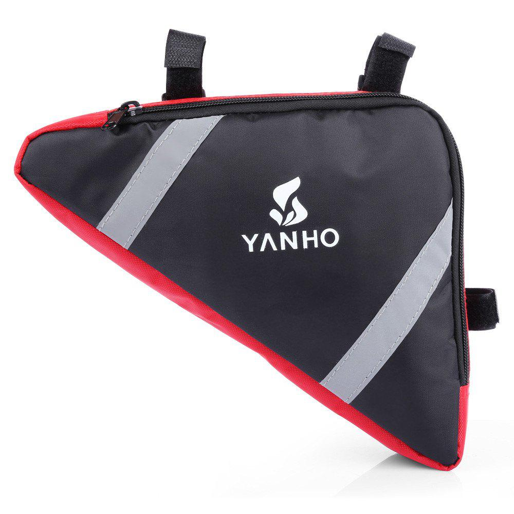 YANHO YA085 1.5L Cycling Bag - RED
