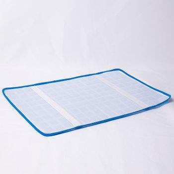 Gel Seat Cushion Cover for Summer - BLUE