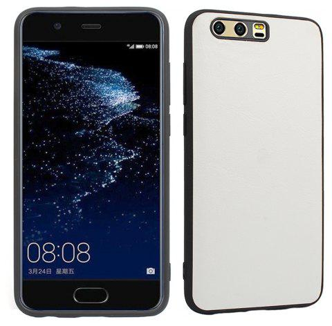 Candy Full Cover pour Huawei P10 Plus Luxury Silicone souple - Blanc