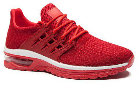 2018 New Arrival Air-Cushion Sports Shoes - RED 43