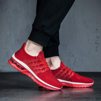 2018 New Arrival Air-Cushion Sports Shoes - RED 41