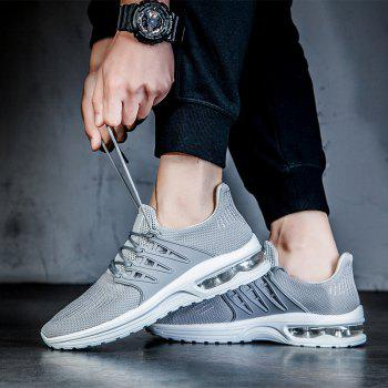 2018 New Arrival Air-Cushion Sports Shoes - GRAY 44