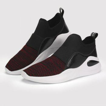 2018 Stylish Sneakers Fashion Sports Shoes - RED 39