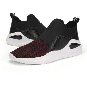 2018 Stylish Sneakers Fashion Sports Shoes - RED 40