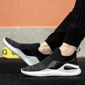 2018 Stylish Sneakers Fashion Sports Shoes - GRAY 39