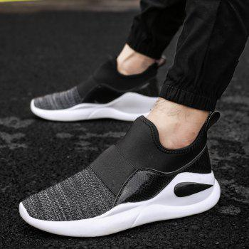 2018 Stylish Sneakers Fashion Sports Shoes - GRAY 40