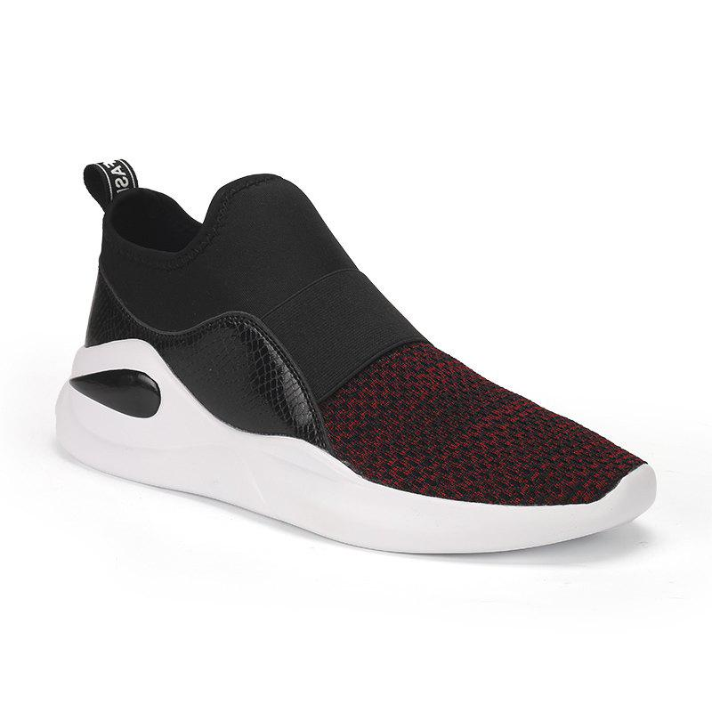 2018 Stylish Sneakers Fashion Sports Shoes - RED 43