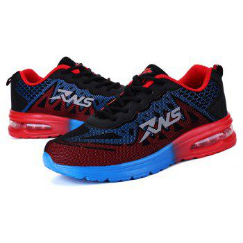 2018 Summer Personality Men Sneakers - RED 39