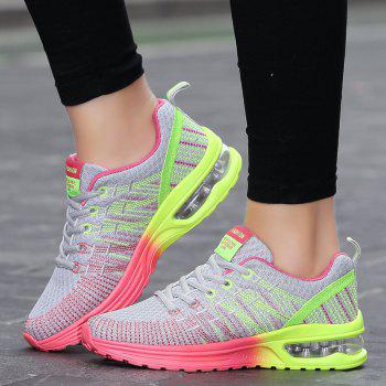 2018 Spring New Arrival Colorful Shoes for Women - GRAY 39