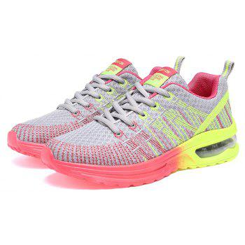2018 Spring New Arrival Colorful Shoes for Women - GRAY 35