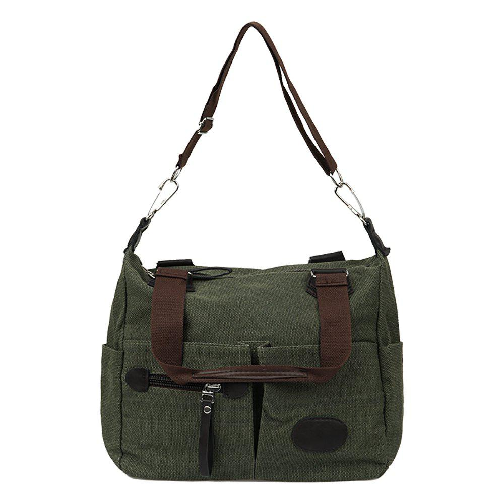 Fashionable Ladies Shoulder Messenger Bag - ARMYGREEN