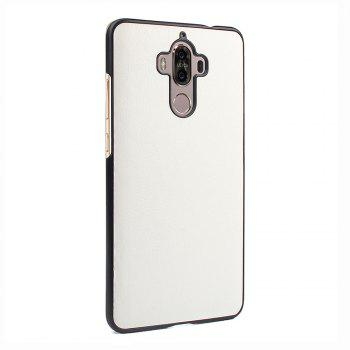Phone Case for Huawei Mate 9 Case Original Phone Cover Silicone PC Back Shell Case - WHITE