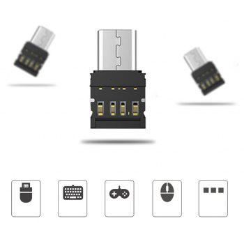 USB to USB Type-C Male OTG Adapter - SILVER