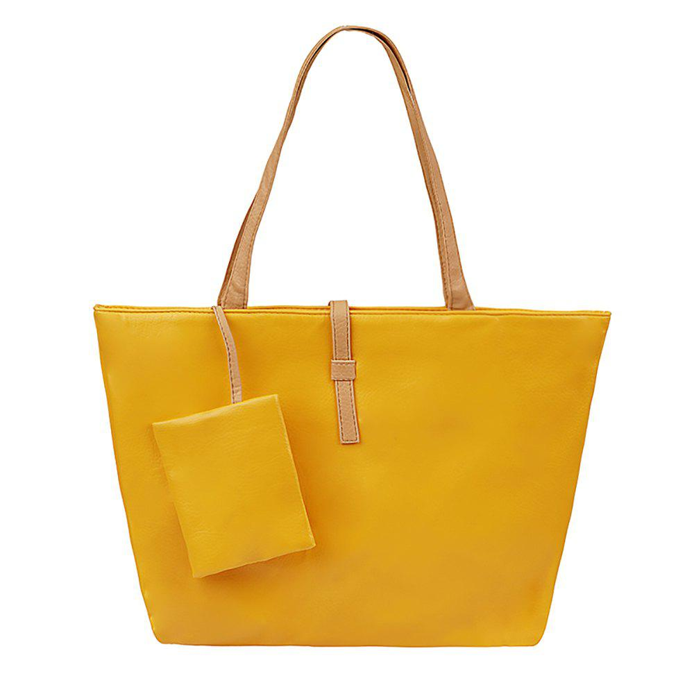 New Leisure Single Shoulder Bag - ORANGE