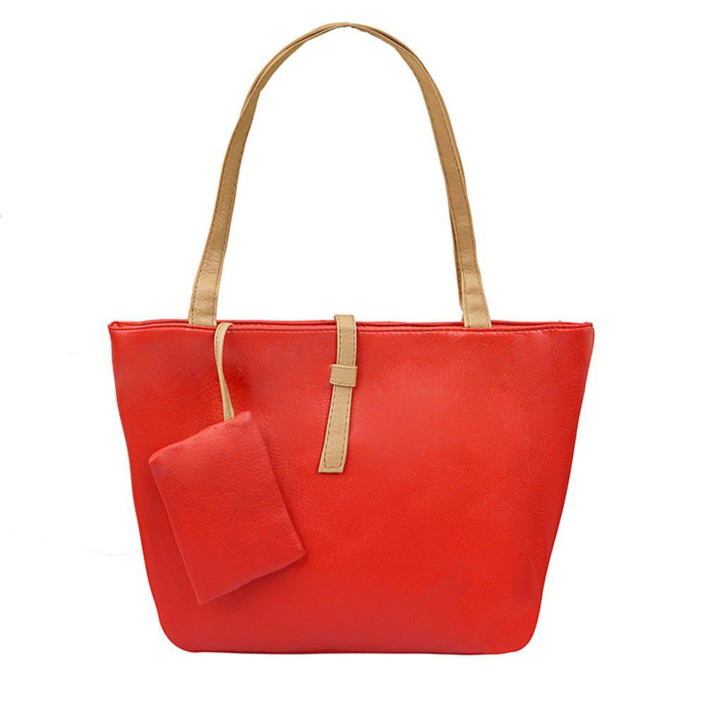 New Leisure Single Shoulder Bag - RED