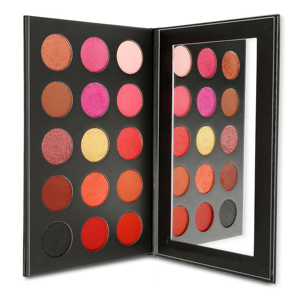 15 Colors Makeup Eyeshadow - COLOUR