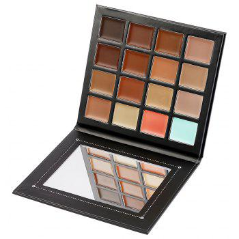 16 Colors Backing Highlight Concealer - COLOUR