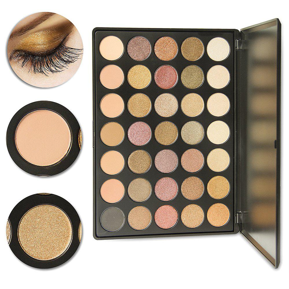 35 Colors F Models Eyeshadow - COLOUR