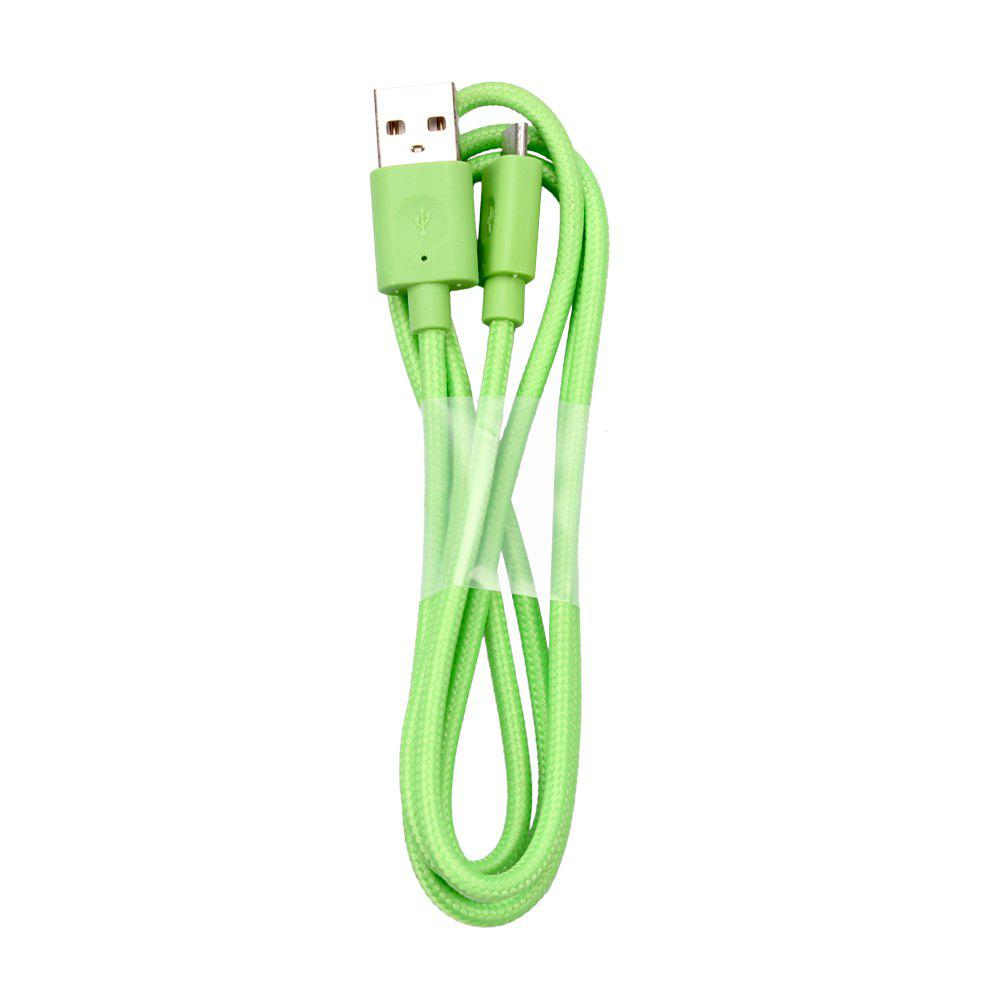 Micro USB Cable Fast Charge USB Data for Samsung HTC Huawei Mobile Phone Cables  Android Phones - IVY
