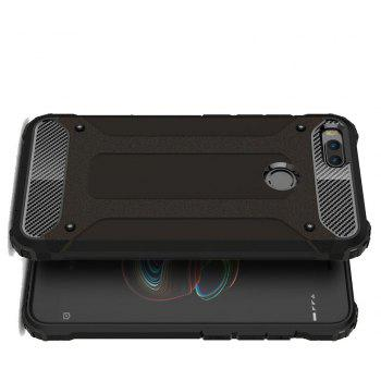 Hockproof Protective Cover for Xiaomi 5X / A1 Armor Hard Mobile Phone Cases - BLACK