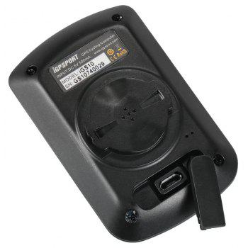 iGPSPORT IGS10 Rechargeable Bicycle GPS Computer - BLACK
