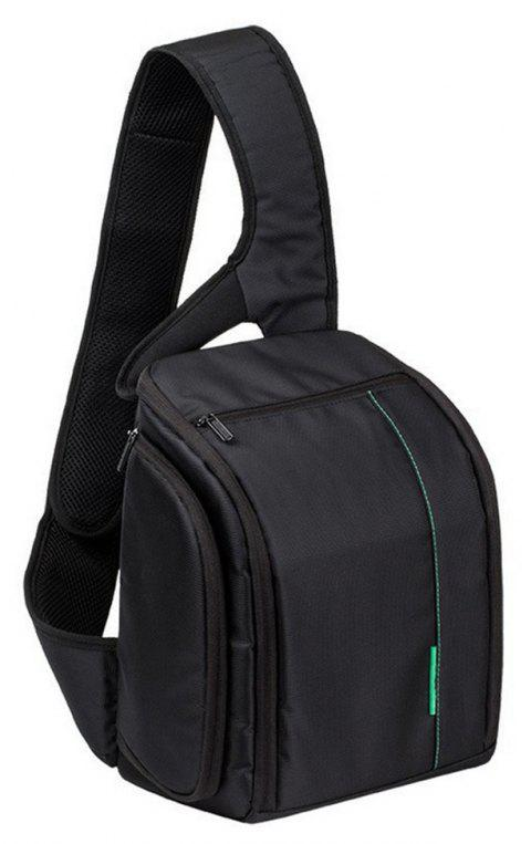 Outdoor Shoulder Diagonal Digital Camera Bag - IVY