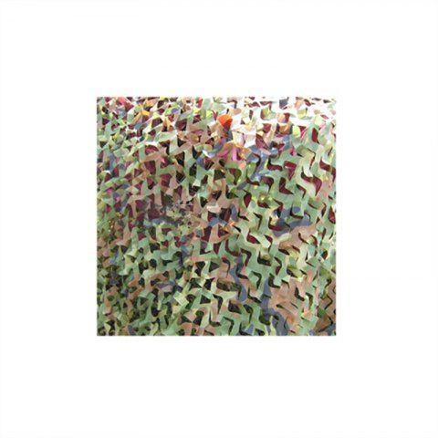 Camouflage Net Camo pour la chasse Camping militaire - Camouflage vert armée 4 METERS LONG 3 METERS WIDE