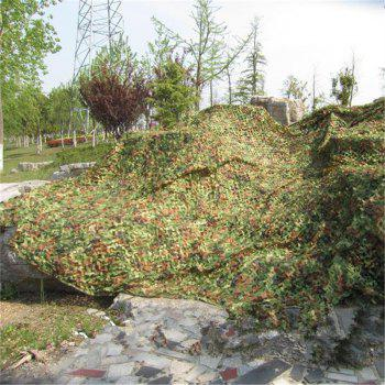 Camouflage Net Camo for Hunting Camping Military - ARMY GREEN CAMOUFLAGE 4 METERS LONG 3 METERS WIDE