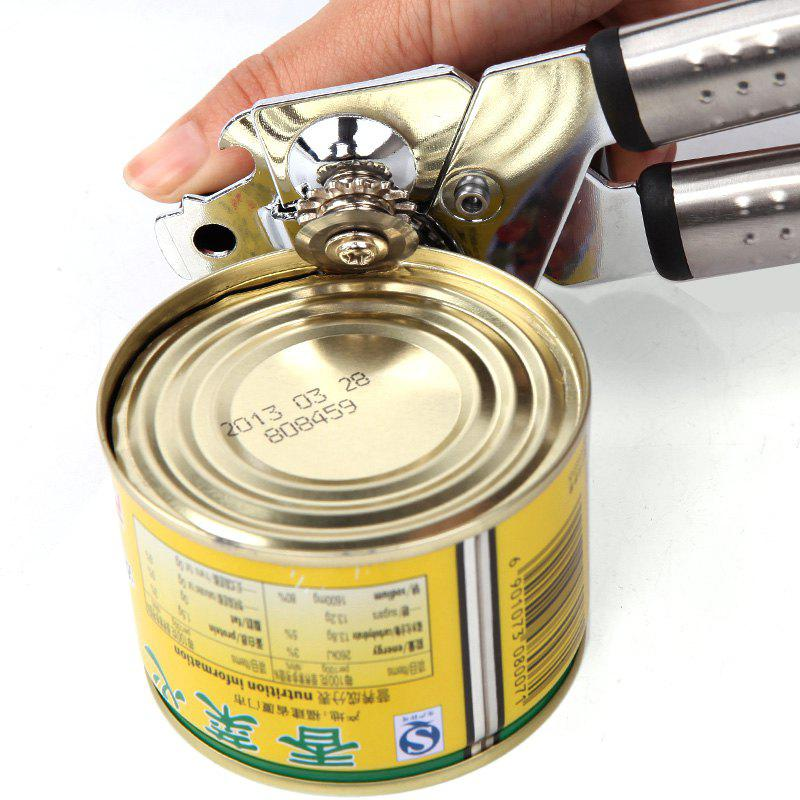 DIHE Multifunction Stainless Steel Can Opener Safe Secure