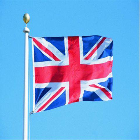 150X90CM High Quality British Flag Home Decoration World Cup Olympic Games - COLORMIX