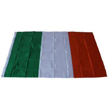 Hot High Quality Irish Flag 90 x 150 Cm Banner Indoor Outdoor Decoration Holiday Celebrations - COLORMIX