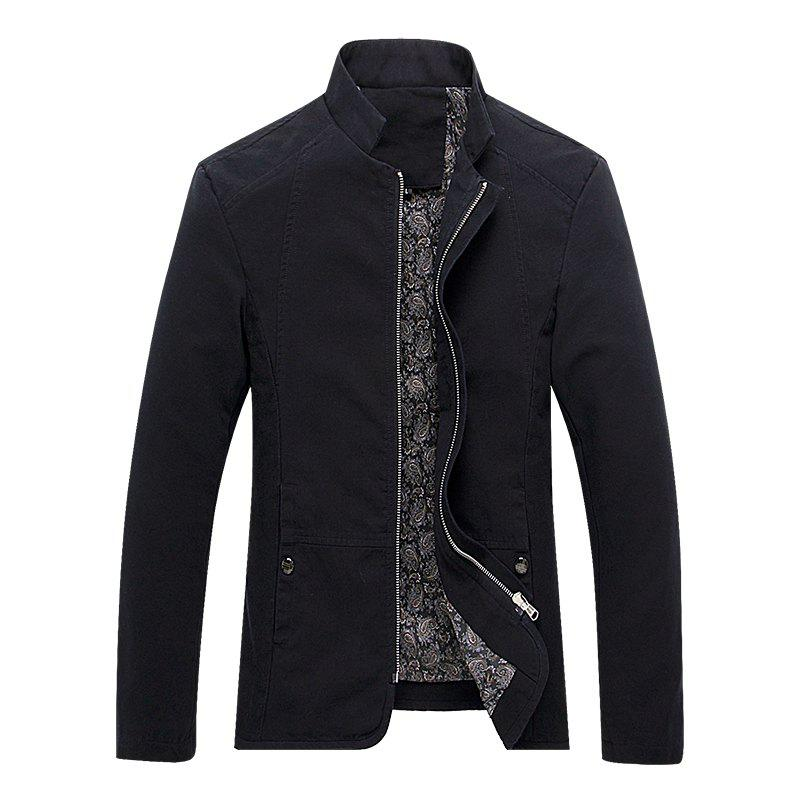 Veste New Business Décontractée All-Color pour Homme - Noir M