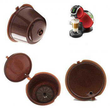 2Pcs Recharge Dolce Gusto Recharge de Café Recharge Dolce Gusto - Cappuccino