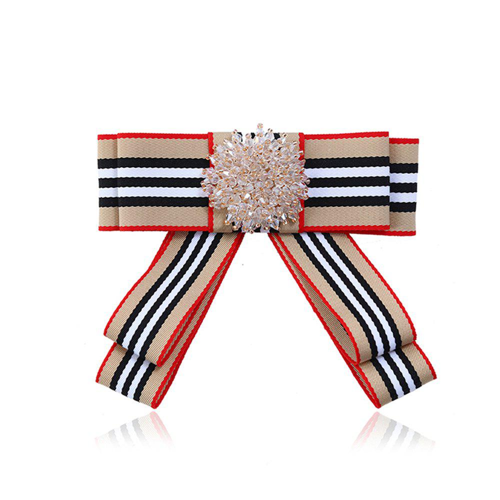 Broche Bowties All-Match de la marque Campus - Beige double