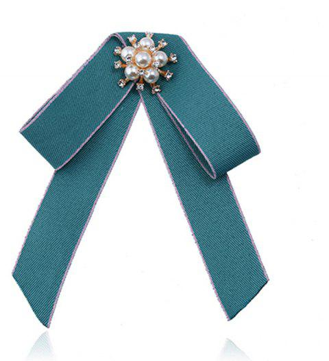 Double Bow Brooch All-match Exquisite Fashion - IVY