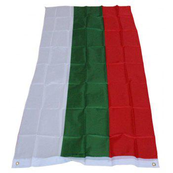 Best Selling High Quality 90X150 Cm Bulgarian National Flag for The Festival Outdoor Home Interior Decoration - COLORMIX