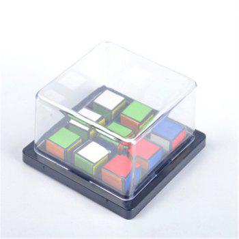Children Educational Against Competitive Rubik Cube Parent-child Interaction Board Game Toys - COLORMIX