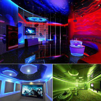 5M/LOT LED Strip Waterproof 5050 RGBW DC 12V Flexible LED Light RGB + Warm White 60 LED/M - RGB COLOR