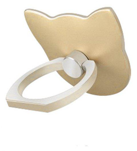 Universal 360 Degree Finger Ring For All Phone - GOLDEN