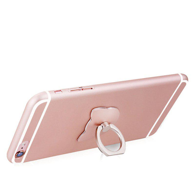 Universal 360 Degree Finger Ring For All Phone - ROSE GOLD