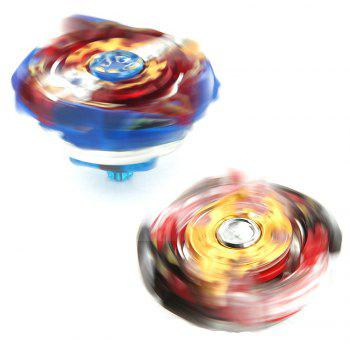 Alloy Burst Beyblade Spinning Top Toy for Kids - BLUE