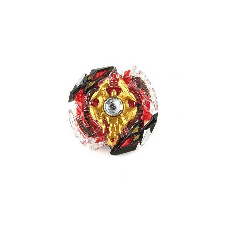 Alloy Burst Beyblade Spinning Top Toy for Kids - RED