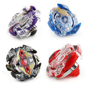 Funny Alloy Burst Beyblade Set Toy for Children 4PCS - COLORMIX