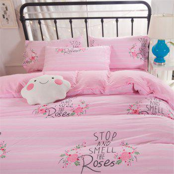 Warm and Modern Style Bedding Set - COLORMIX TWIN
